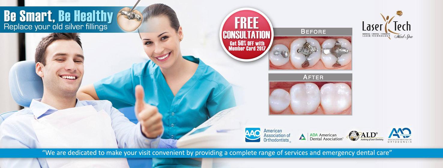 LaserTech MedSpa dental services